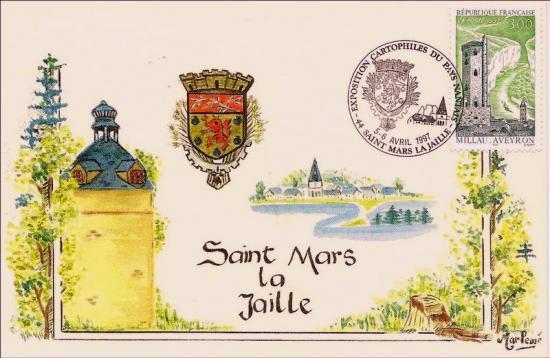 Saint Mars La Jaille