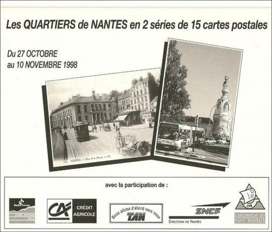 Les Quartiers de Nantes