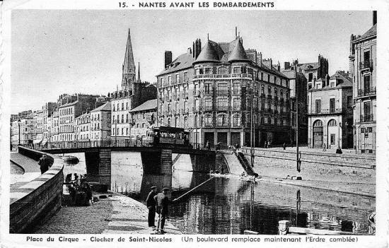 PONT DE L'HOTEL DE VILLE